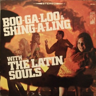The latin souls boogaloo and shing a ling kapp 3524 front