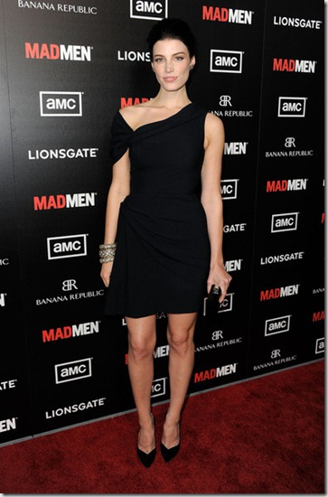Premiere AMC Mad Men Season 5 Arrivals 8VkYGXWgRILl