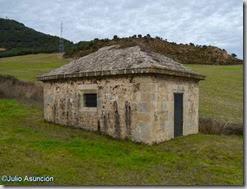 Caseta del manantial de Subiza