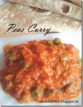 Peas Curry