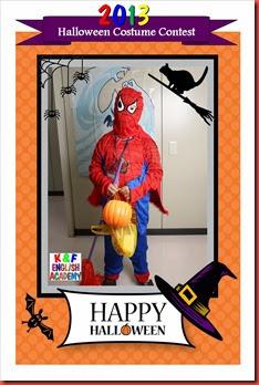 2013 10 Halloween - Contest Winner - Tatsuru