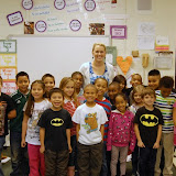 WBFJ Cici's Pledge - Thomasville Primary School - Ms. Wilkin's 2nd Grade Class - Thomasville- 12-12-