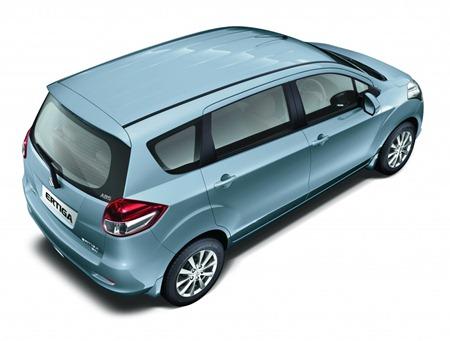 2012-Maruti-Suzuki-Ertiga-MPV-3 rear view