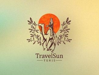 travel-sun-logo-design