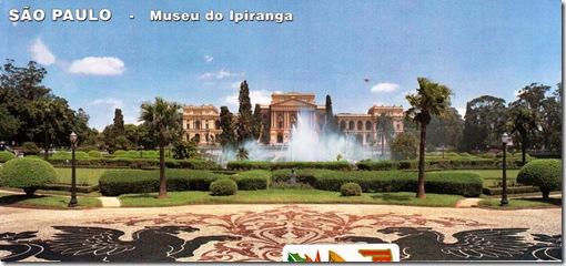 Sao Paulo Museu do Ipiranga