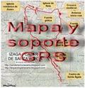 Mapa y soporte GPS - Elizondo - Peña Alba por el GR-11
