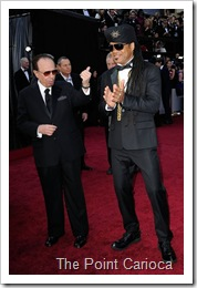 Sergio Mendes e Carlinhos Brown - Oscar 2012