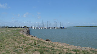 Bundaberg Port Marina.