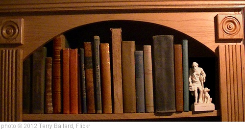 'Old books' photo (c) 2012, Terry Ballard - license: http://creativecommons.org/licenses/by/2.0/