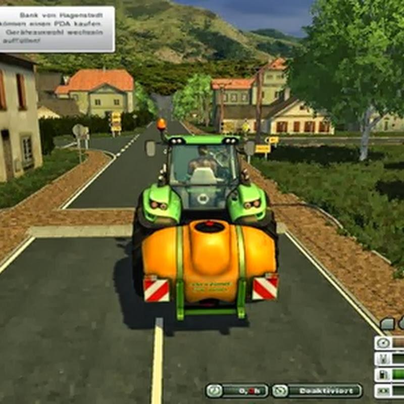 Farming simulator 2013 - Sonnenberg v 3.5 Final Version