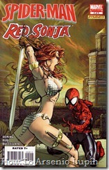 P00002 - Spiderman Red Sonja #2