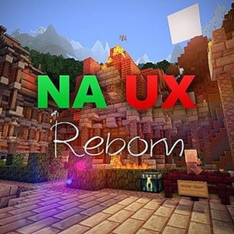 Minecraft 1.6.2 - NA UX Reborn Texture pack 16x