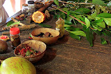 A Variety of Spices To See, Smell, And Sample - St. George's, Grenada