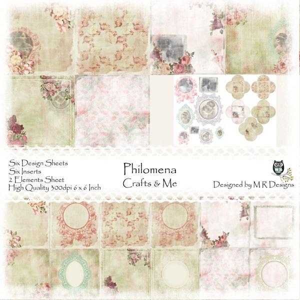 Philomena Front Sheet
