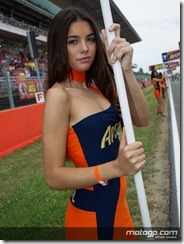 Paddock Girls Gran Premi Aperol de Catalunya  03 June  2012 Circuit de Catalunya  Catalunya (2)