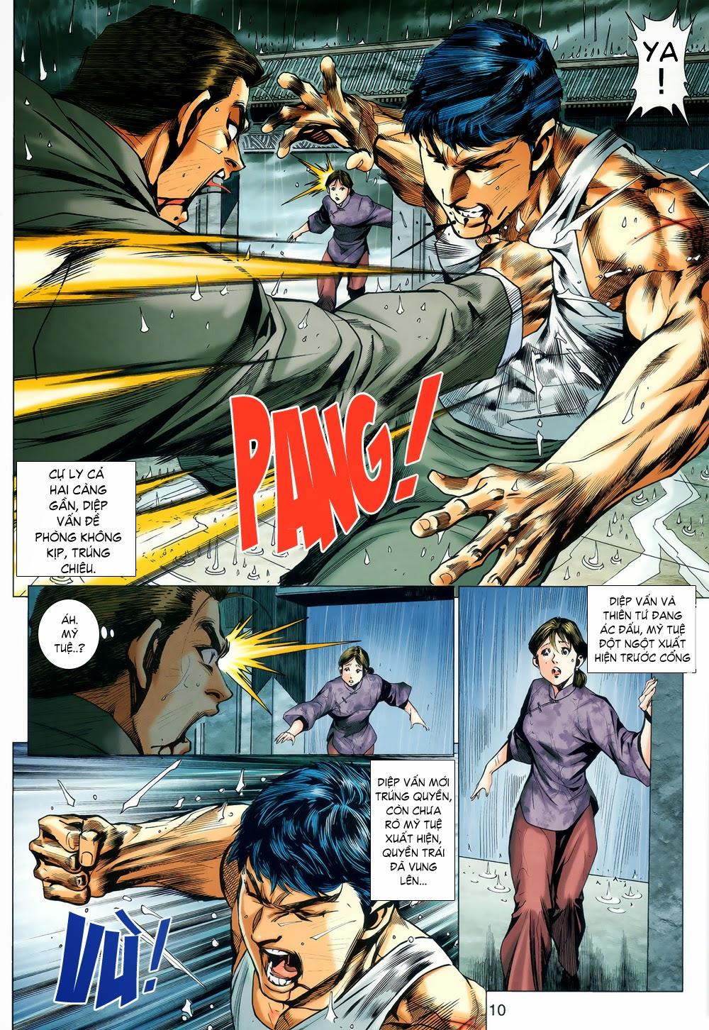 Diệp Vấn Tiền Truyện chap 20 - Trang 8