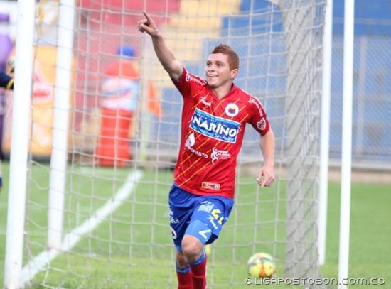 Gol de Osneider Alvarez