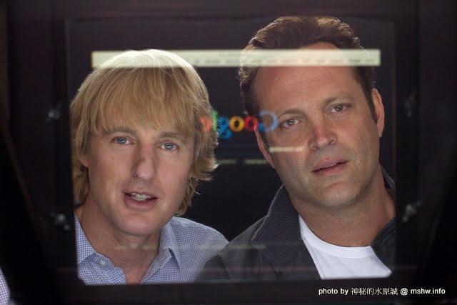 【電影】讓我真心.真意, Google在每一天!  - 實習大叔 The Internship 電影