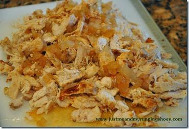 BBQ Chicken Stuffed Sweet Potatoes (6)