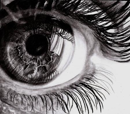 Τα λυπημένα μάτια (Ηλίας Τουμασάτος)