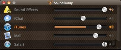 Mac App Sound Controller