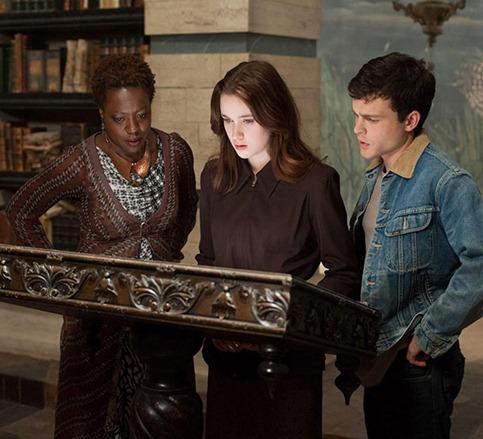 Amma, Lena e Ethan