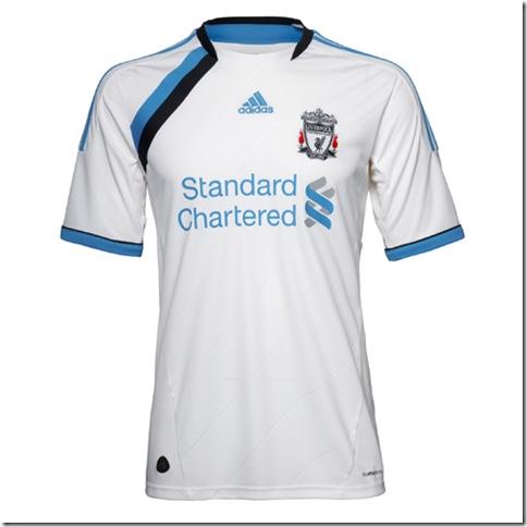 LFC 3rd kit 2011-12