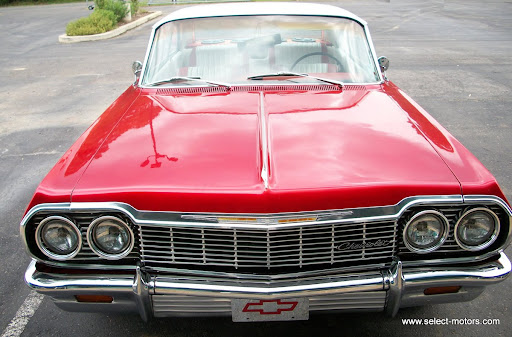 186565 1964 Chevy Impala
