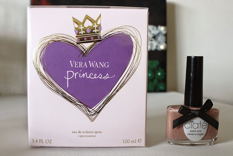 vera wang princess ciate paint pot