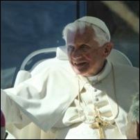 Papa Bento XVI em Berlim