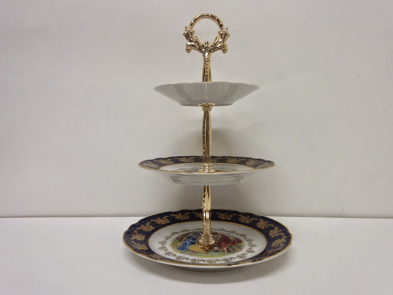 Tea Service Tray Tier