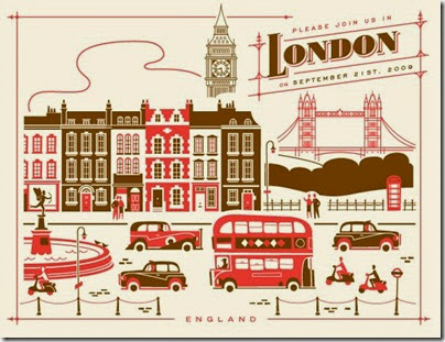 London Stylish Illustrations by Lab Partners