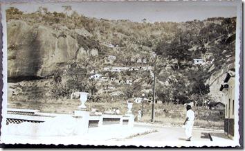 Restos do Quilombo do Leblon