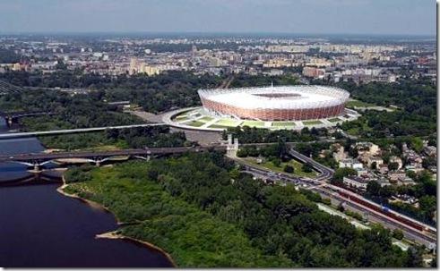 stadion varsovia
