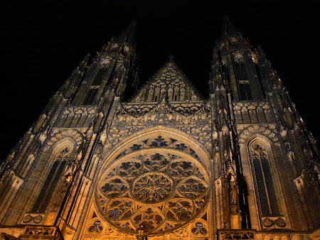 Obiective turistice Praga: Catedrala Sf. Vit