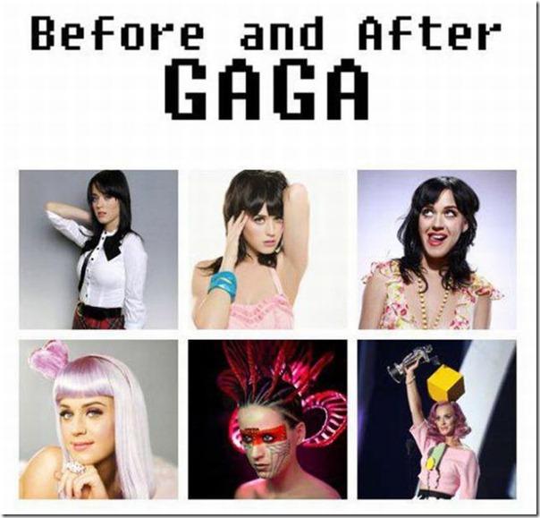 Antes e Depois Gaga (1)