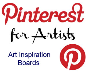 art inspiration boards