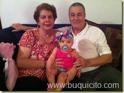 Sarita y Juan Luis