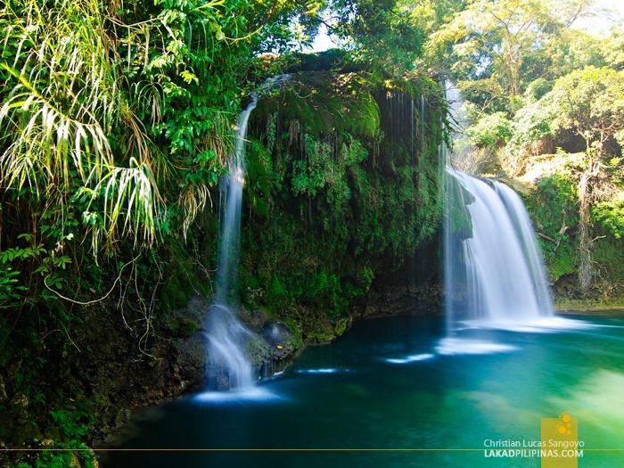 Cool Cascades at Pangasinan's Bolinao Falls