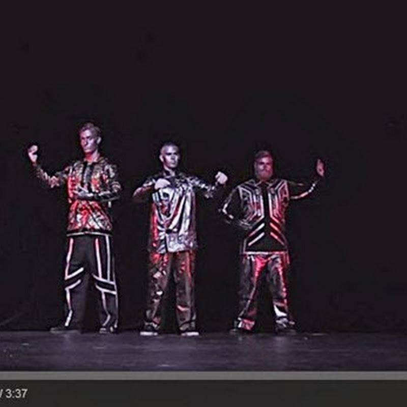 Χορός με ρομπότ