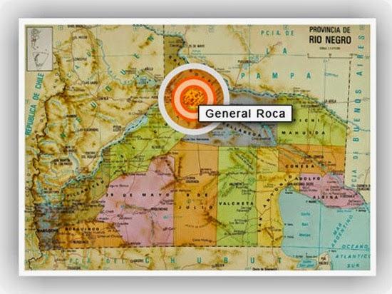 general roca mapa