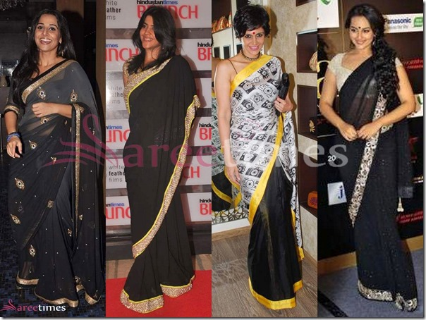 Latest_Black_Sarees_2013 (1)