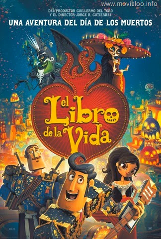 The Book Of Life (2014) WEB-DL 720p