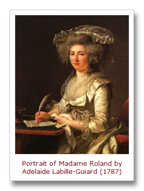 madame roland facts
