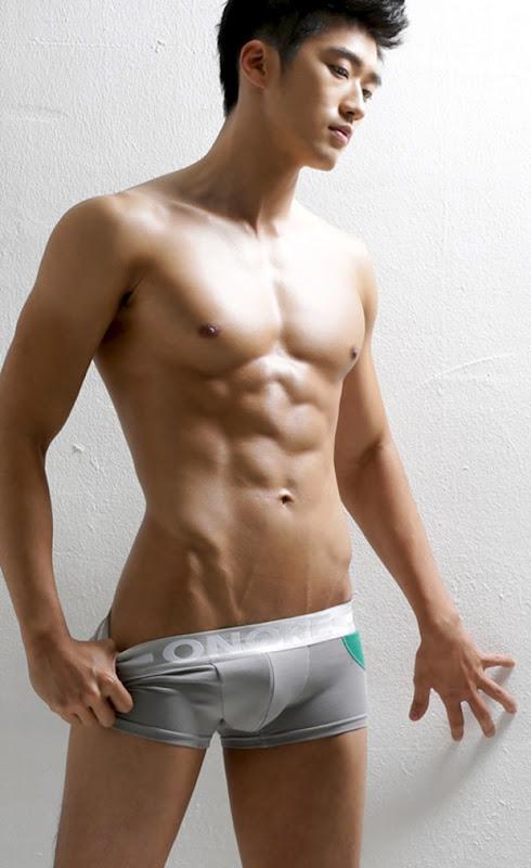 Hot Korean Underwear Model  18
