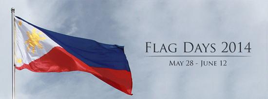 Flag Days 2014
