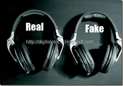 fake vs real pioneer hdj2000 --3
