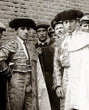 Joselito y belmonte Puerta cuadrillas