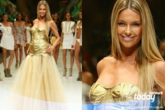 jennifer hawkins myer fashion