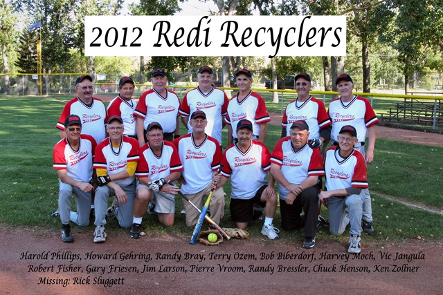 2012 Redi Recyclers 9421F